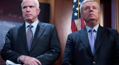 Senators propose new sanctions on Russia