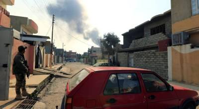 U.S. Troops Now Inside Mosul, Pentagon Says