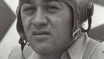 "Today in Aviation History - 1988 Marine Corps Ace ""Pappy"" Boyington Dies"