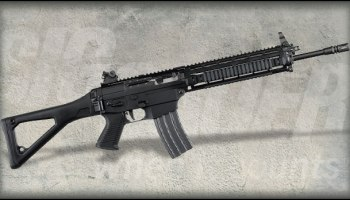 Sig Sauer 556 classic SWAT rifle: Inside look