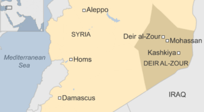 U.S. troops carry out ground raid against ISIS in Syria