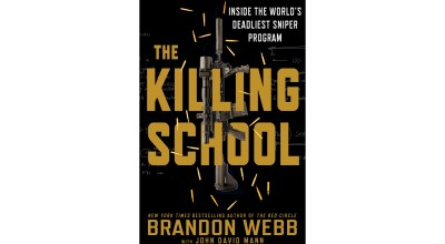 Private book signing with Brandon Webb for 'The Killing School'