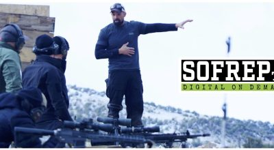 'Training Cell' Episode 3: Weapons training with former Force Recon Marine Buck Doyle
