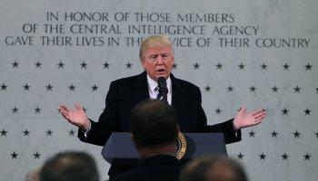 Ex-CIA director John Brennan: 'Trump should be ashamed of himself' over CIA remarks