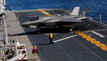 Report: F-35 Months Behind Schedule on Final Operational Testing - Pentagon Draft Misleading