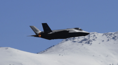 The big question: Can the F-16 or F-18 match the F-35?