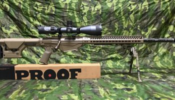 Proof Research Carbon Barrel: Ruger Precision Rifle