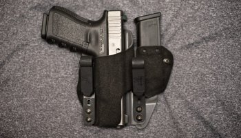 Draw fast from concealment using the INCOG Holster