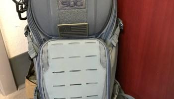 SOG Ranger 12 Minimalist Backpack