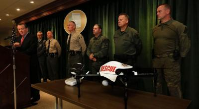 L.A. Sheriff to Start Using Drones
