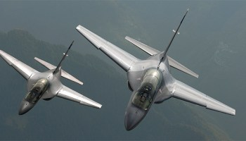 Raytheon and Leonardo Withdraw T-100 from Air Force T-X Competition