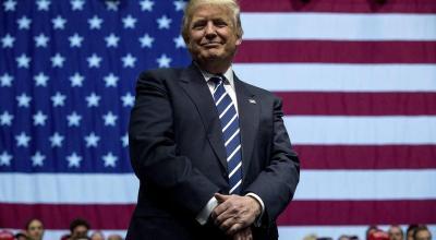 Trump calls intel briefing 'constructive,' praises intelligence officials
