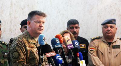 """Coalition spokesman on ISIS in West Mosul: """"Surrender or die"""""""