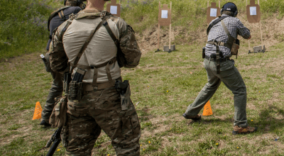 Shooting Drill | The Collateral Drill