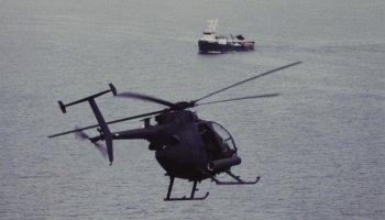 Seaspray, the CIA Shadow of TF 160th