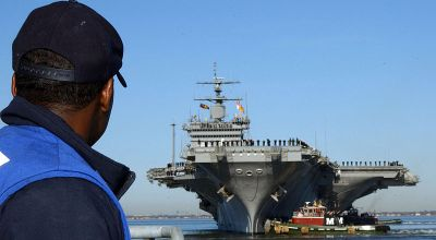 Navy Delays Planned Recycling for USS Enterprise (CVN 65)