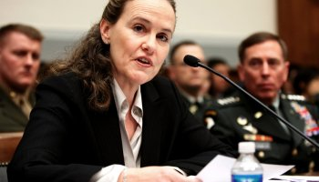 Mattis wanted this woman as his second-in-command — here's why she turned him down