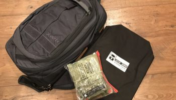 Crate Club Preview | Vertx EDC Commuter Sling Bag