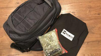 Crate Club Sneek Peak | Vertx EDC Commuter Sling Bag