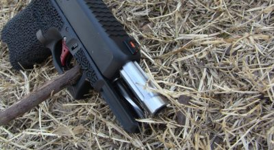 Give a Bouquet of Bullets: A Very Glock Valentine's Day