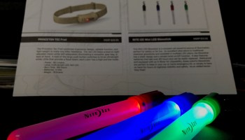 Crate Club Review | NITE IZE LED Mini Glow Stick