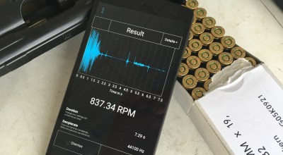 Know your Rate of Fire – MyRPM App