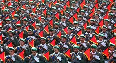 Defense, intelligence officials caution White House on terrorist designation for Iran's Revolutionary Guard