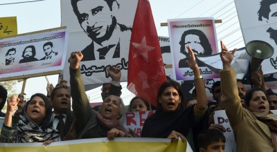 Did Pakistani security agents kidnap bloggers to make a point?