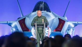 Italy's association of defense firms not happy with the F-35 Workshare Program