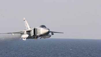 In first under Trump, Russian jets buzzed a U.S. destroyer at close range