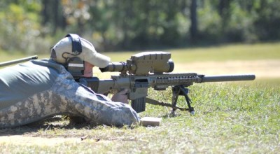 The Army's new 'BOSS' sight system aims to make every soldier a deadly-accurate sniper