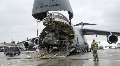 Question: How Many Apache Helicopters Can a C-5 Hold? Answer Inside…