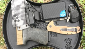 Hell-Bent Holsters | Leather EDC Tray