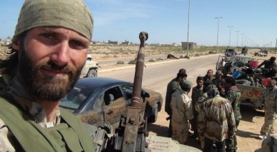 An American freedom fighter in Libya's civil war: Part 1