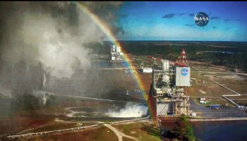 nasa-rainbow-rocket-motor-test