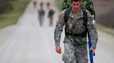 SOF Selection 'Tip of the Day': Say goodbye to shin splints when rucking