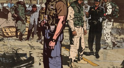 Comic review: The Sheriff of Babylon Vol. 1 and 2