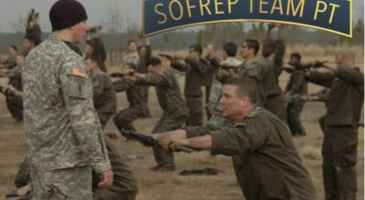 Special Operations Forces Selection PT Preparation Week 14, Day 4