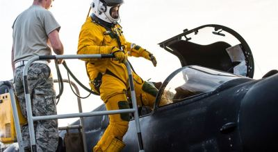 U-2 Reaches 30,000 Flight Hours in Support of Central Command