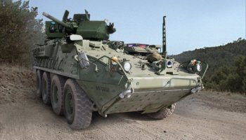 Questions remain over adoption of 'up-gunned' Strykers