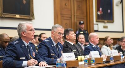 Commander of U.S. Strategic Command to Congress: Nuclear modernization must be a priority