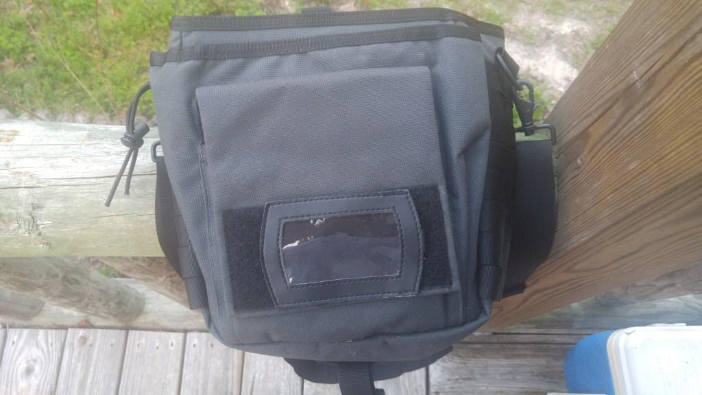 Sneaky Bags Shoulder Utility Bag - First Look