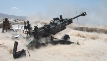 US Army sets sights on matching the range of Russian howitzers
