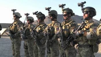 Afghanistan is Planning to Double Its Special Operations Forces