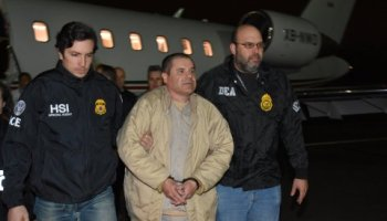 'El Chapo' Guzman's lawyers say he's suffering 'hallucinations' while locked down in isolation