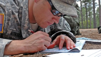 Passing Special Forces Assessment and Selection: Orienting the Map and Pinpointing Your Location