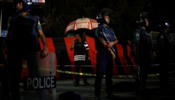 Man blows self up near Bangladesh airport, Islamic State claims attack