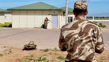 Special Operators Improve Morocco Communications During Operation Flintlock