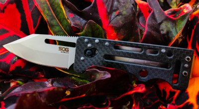 SOG Ultra C-Ti Folding Knife | Review