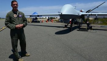 Black Dart: DOD's largest live-fly, live-fire joint Counter-Drone technology